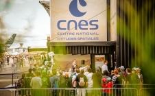 Le CNES au Salon du Bourget : demandez le programme !