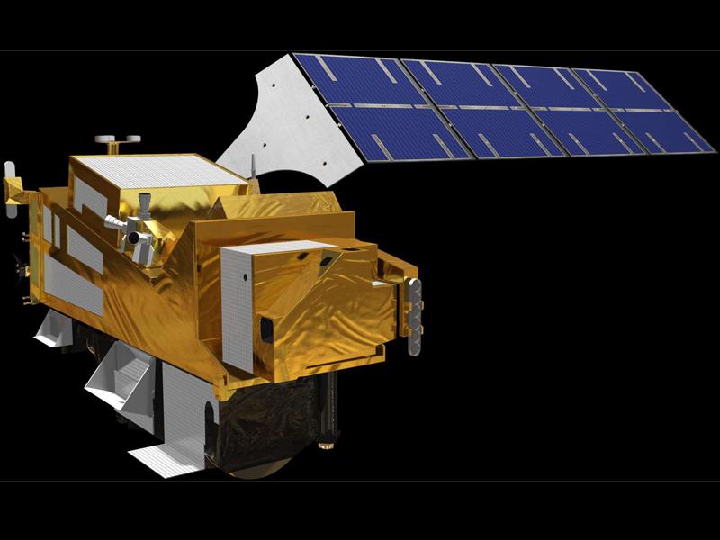 Illutration du satellite Iasi-NG