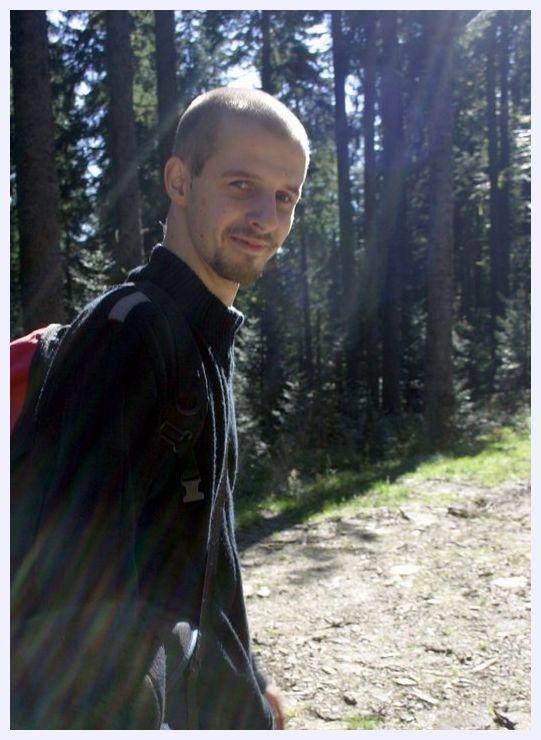Michal Kusiak, l'étudiant polonais qui a mis la main sur la 2000e comète de SOHO. Crédits : Marcin Kusiak.