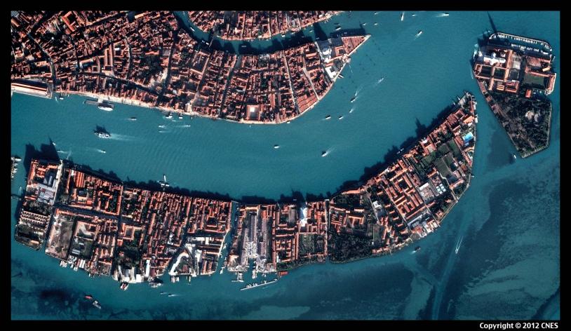 Venise par Pléiades